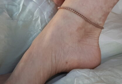 cavigliera unisex