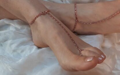 greek-anklet