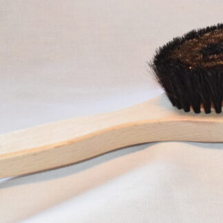 spazzola di rame con manico per la schiena